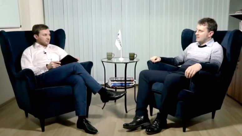 Интервью Павла Баркетова В Передаче «Готовые Решения»