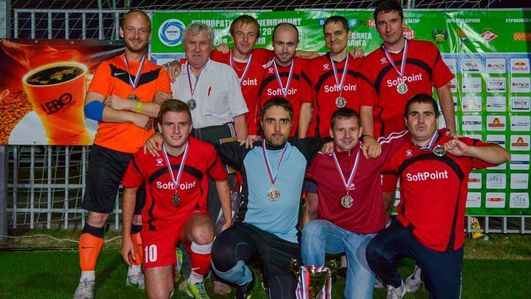 мфк СофтПоинт в финале кубка Москвы